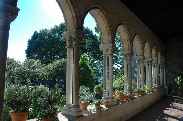 Cloisters Museum New York City