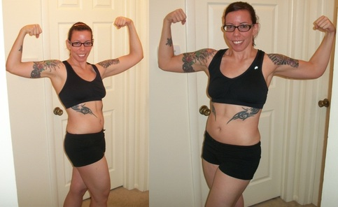 Chalean Extreme Results - Full-Time Fit