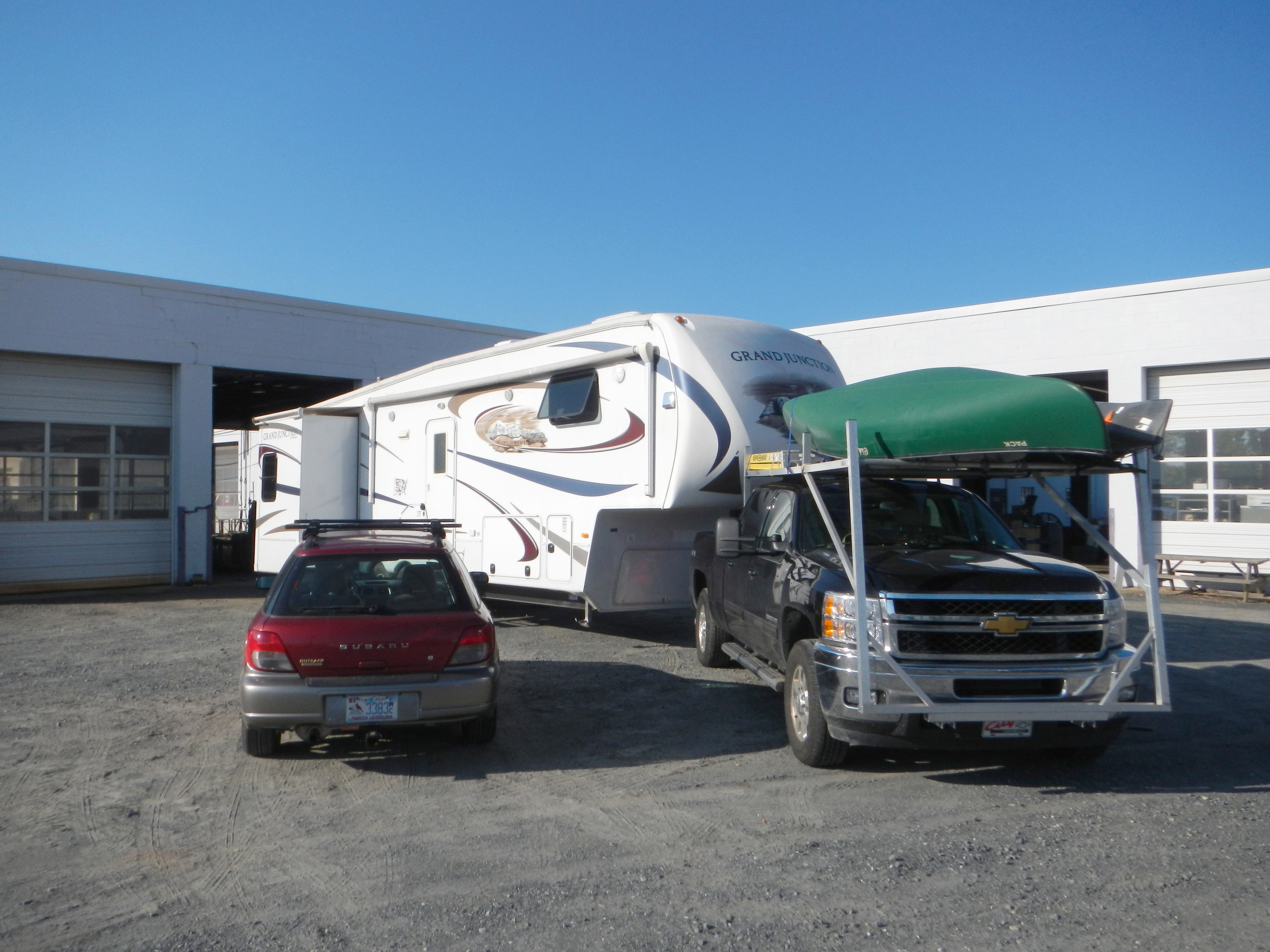 Nuts and Bolts of RV Living #2  The Cooks Tour