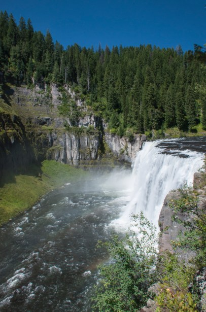 Mesa Falls Scenic Byway  Homeless and Loving It