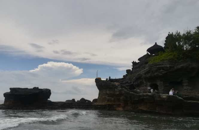 Tanah Lot near Canggu