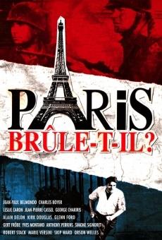 Paris Brule T'il Streaming : paris, brule, streaming, PARIS, BRûLE-T-IL?, Movie, (1966), Watch, Online, FULLTV