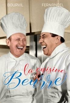 Film La Cuisine Au Beurre : cuisine, beurre, CUISINE, BEURRE, Movie, (1963), Watch, Online, FULLTV