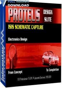 Proteus Professional 8.10 SP3 Free Download