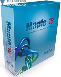 Download Maple 18 : download, maple, Maple, V18.01, Version, Download