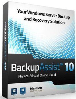 BackupAssist Desktop Crack v11.5.6 +Serial Free Download [2021]