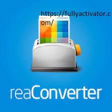 ReaConverter Pro 7.646 Crack