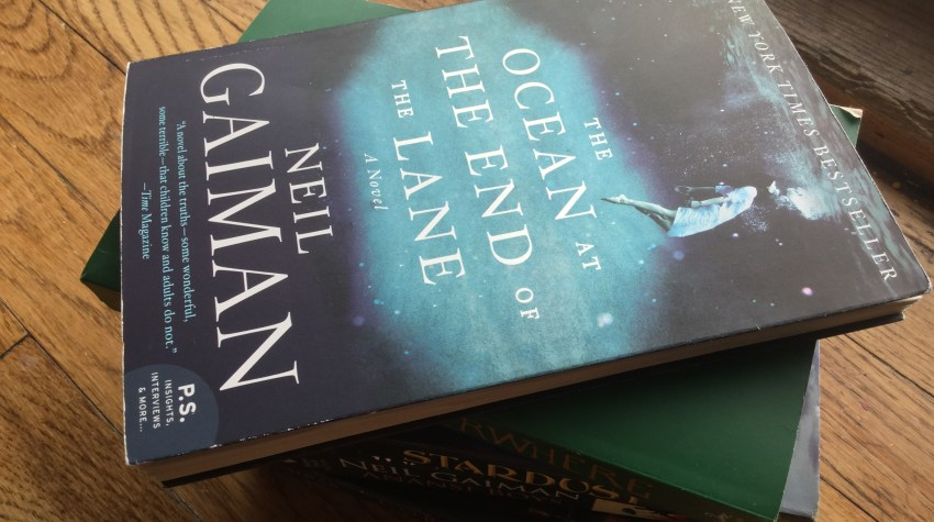 The Ocean at the End of the Lane by Neil Gaiman: A Review, Fully and Well, FullyandWell.com