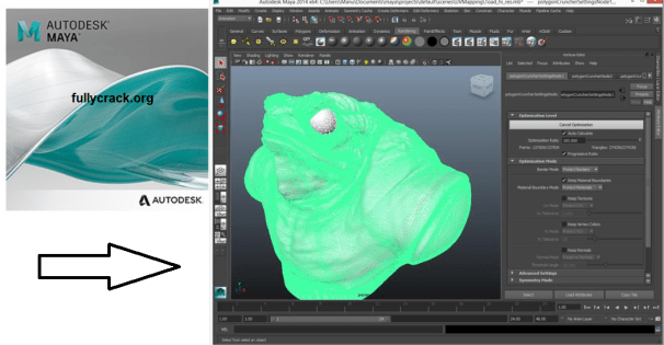 Autodesk Maya Torrent Free