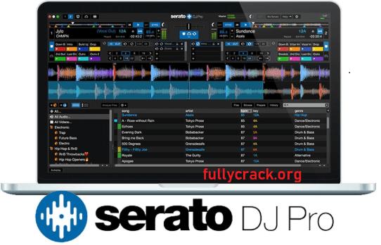 Serato DJ Pro Crack Free