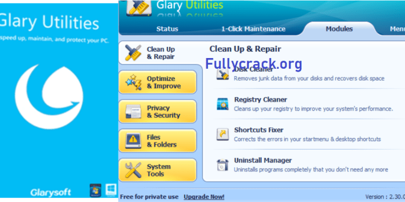 Glary Utilities Pro Download
