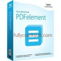 Wondershare PDFelement Pro Crack 8.2.7.827 Activation Number Free