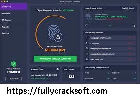 Avast Anti-Track Premium 19.4.2370 Crack & Full Serial Key