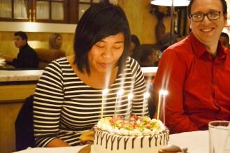 January 1: Making a wish