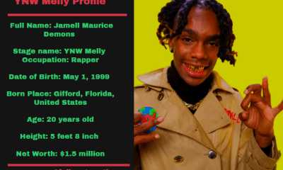 YNW Melly Net Worth