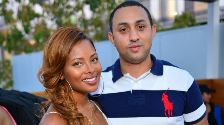 Eva Marcille and Michael Sterling S