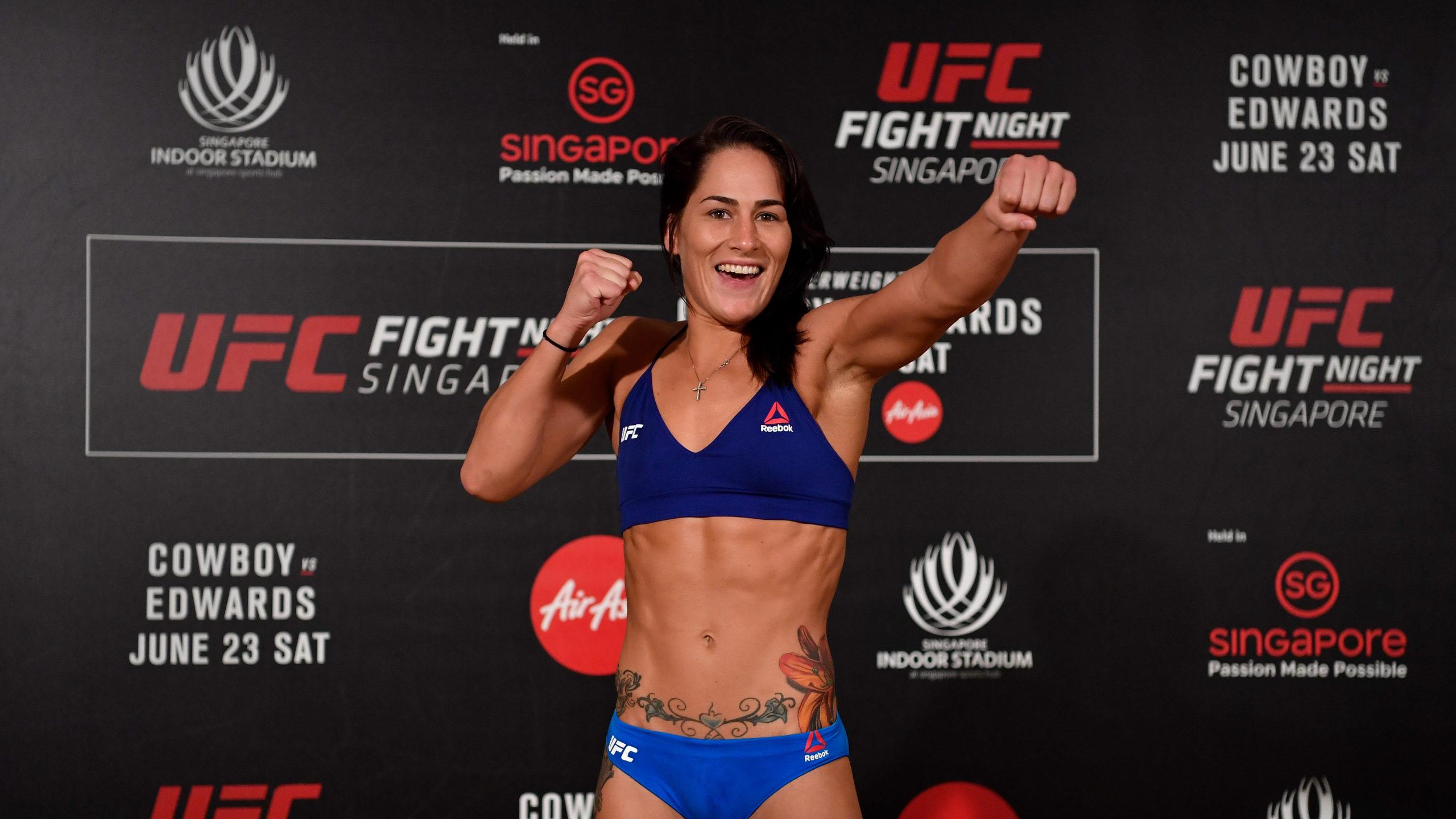 Jessica Eye Net Worth – Knockouts, Fights and More