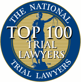 The National Trial Lawyers Top 100 | Fulton & Barr | Greenville SC