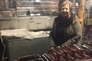 Shirley bottling syrup - 4th GEN