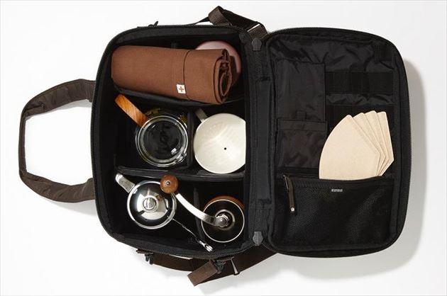 トリバコーヒー×ヘッドポーターコラボDRIPPER BAG SET