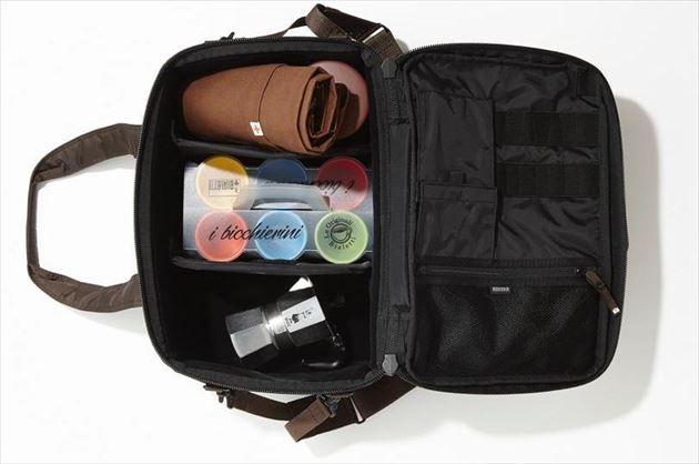 トリバコーヒー×ヘッドポーターコラボESPRESSO BAG SET