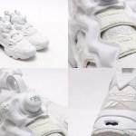 「リーボック×アトモス」コラボインスタポンプフューリーオールホワイトの画像2