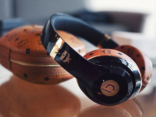 「MCM×ビーツバイドクタードレ」コラボBeats Studio ワイヤレス オーバーイヤーヘッドフォン1