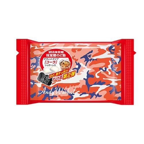 アンディーウォーホル×UHA味覚糖のど飴缶第2弾の画像5