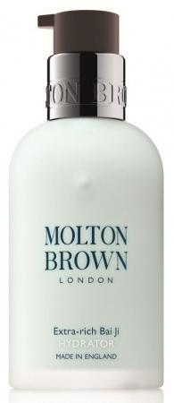 モルトンブラウンメライト感触フェイス用乳液「ウルトラライトバイジハイドレイター」