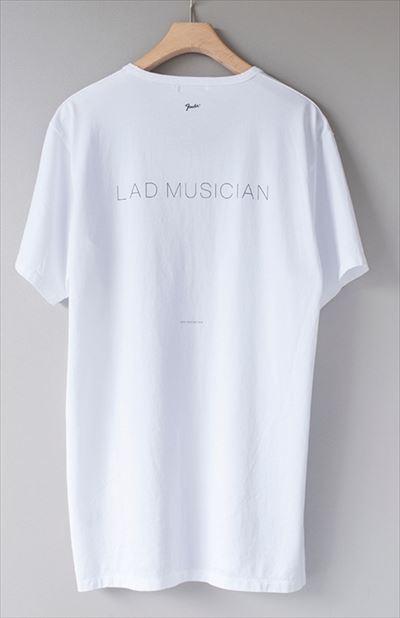 ラッドミュージシャン×フェンダーコラボTシャツ画像6
