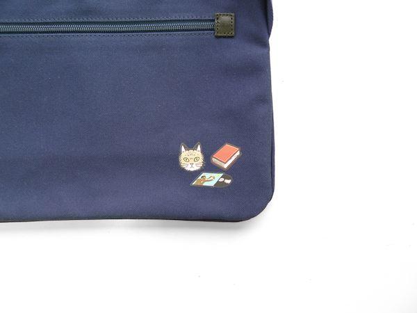 村上春樹×PORTERコラボレーションバッグ「村上さんのカバン」画像3