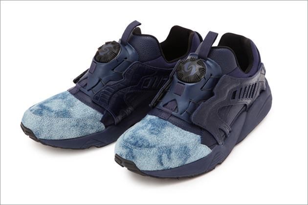 UNITED ARROWS & SONS×5525galleryコラボPUMA「DISK BLAZE」1