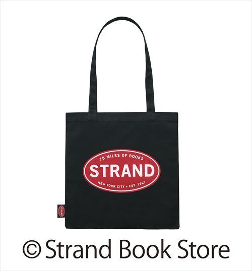 ミスタードーナッツ×STRAND BOOK STOREトートバッグブラック表の画像