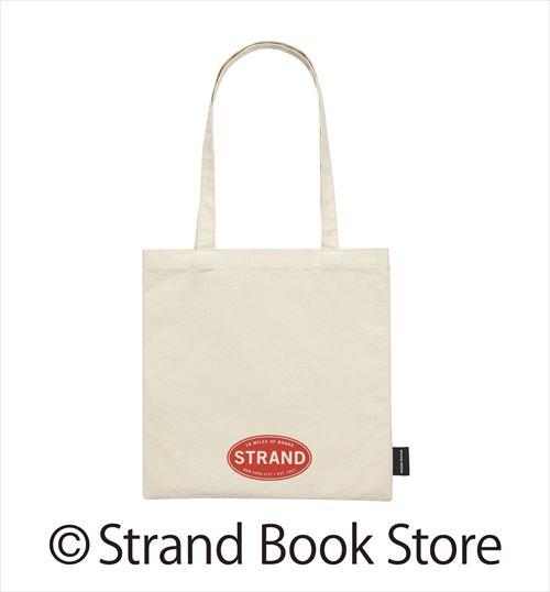 ミスタードーナッツ×STRAND BOOK STOREトートバッグホワイト裏の画像