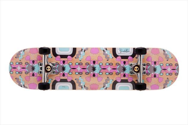 エミリオプッチスケートボードコレクション画像3