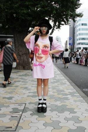 idp magazine掲載「吉田凜音」スナップ画像