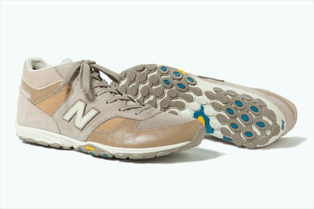 nonnative×New Balance MNL710 DUNE画像2