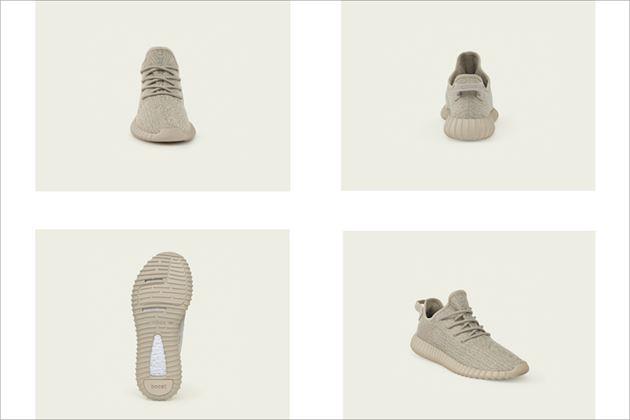 adidas×Kanye West「YEEZY BOOST 350」スニーカーの画像4