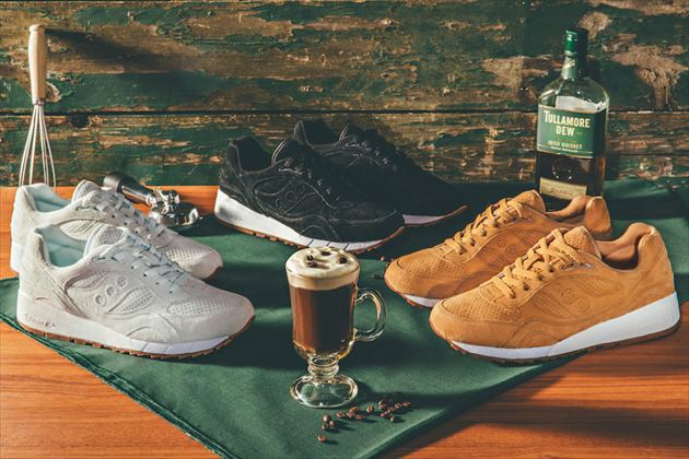 "Saucony The ""IRISH COFFEE"" pack画像1"