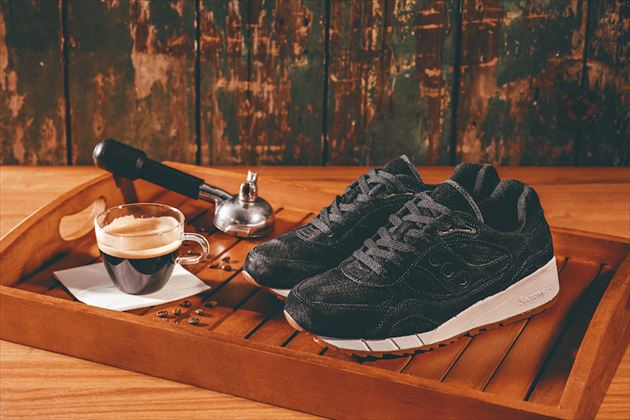 "Saucony The ""IRISH COFFEE"" pack画像2"