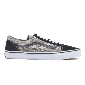 VANS OLD SKOOL SNAKE ホワイト2