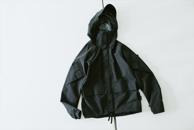 WILD THINGS「3LAYER MIG MOUNTAIN PARKA」のアウター商品画像