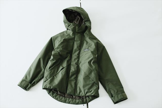 WILD THINGS「DENALI JACKET」のアウター商品画像
