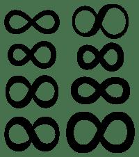 Un poco de matemáticas: Infinito