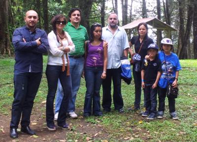 Parque del Este, Sabanilla. Junio de 2012