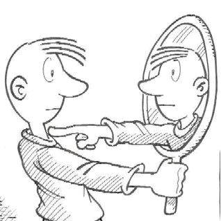 Un Hombre en el Espejo