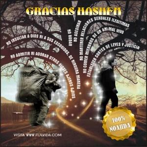 GRACIAS HASHEM