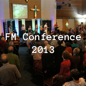 FM UK Conference 2013 – Ministerial Candidates and Transferring Ministers Testimonies