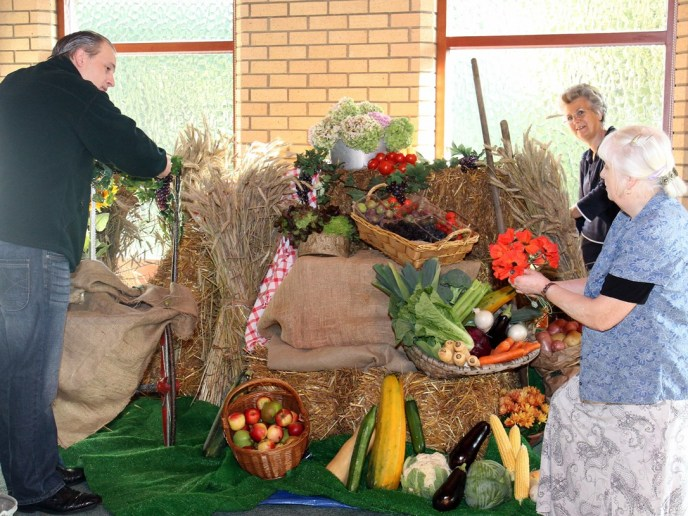 Harvest Decoration 2013