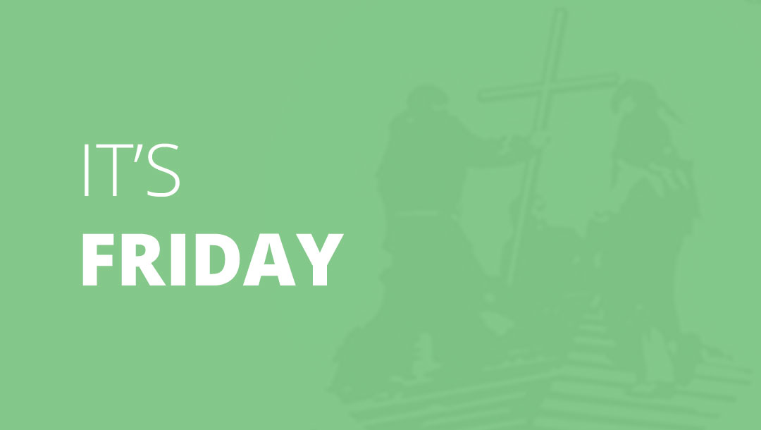 It's Friday: Endless Grace – A Story of Forgiveness